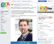 2018/2019  I  Post auf  Facebook
